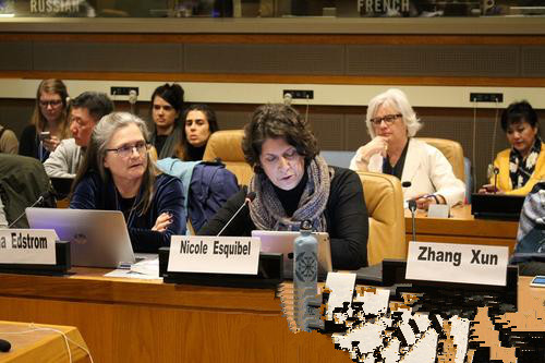 女性电影人(Women in Film)论坛在纽约联合国总部举办