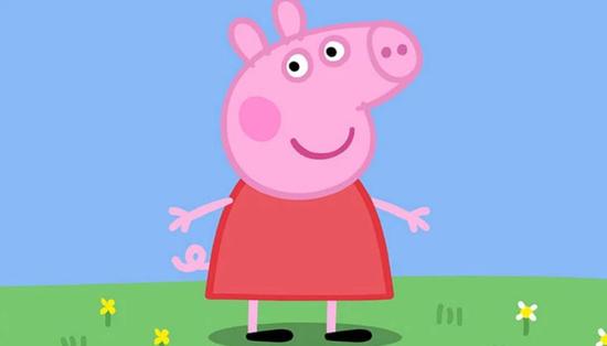 小猪佩奇商标国内被抢注 有人注册申请了上百个