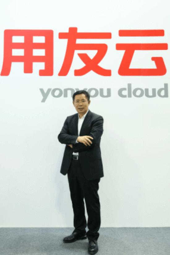 """王文京提出企业服务""""敏???�S轻???�S简""""三字诀! 赋能客户???�S变更产业!"""