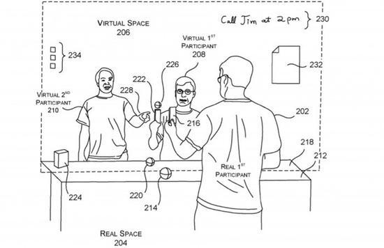 微软获远程沉浸式体验专利:或用于Surface Hub