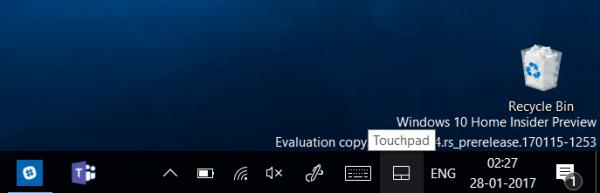 微软更新将让用户在Windows 10上用上虚拟TouchPad的照片 - 3