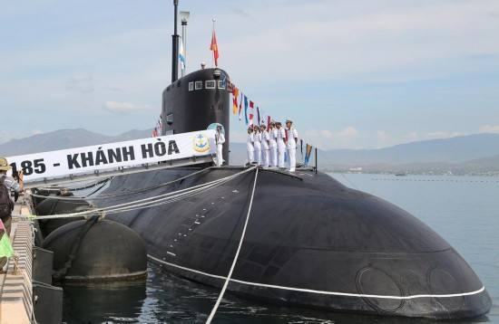 越南加强与俄防务合作 已进口逾10亿美元俄制武器