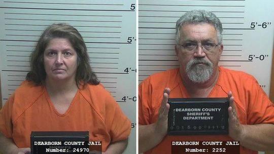夫妇被曝虐待收养儿童:强迫其把用过的尿布塞嘴里