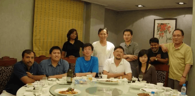 十年时光 离开的谷歌给中国互联网界留下了这些人的照片 - 33