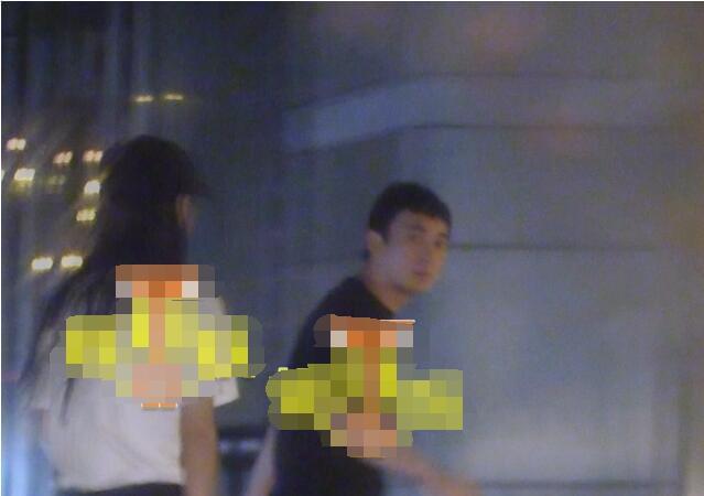 王思聪携新欢进出酒店 女方被曝是乔任梁前女友