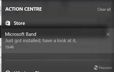 微软手环配套应用Microsoft Health更名为Microsoft Band的照片 - 3