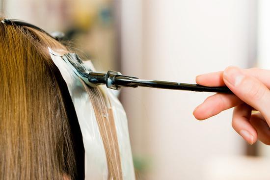 折腾头发也要适度  图片源自popbee