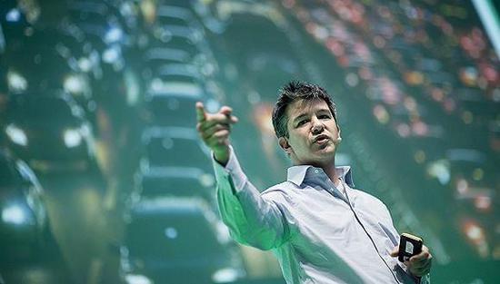 Uber CEO公然漠视规则 公司屡现危机:路在何处?