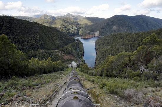 这个蓄电池有些大,澳大利亚要建抽水蓄能电站