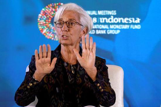 IMF呼吁修复全球贸易体系 经济衰退或使美损失5万亿