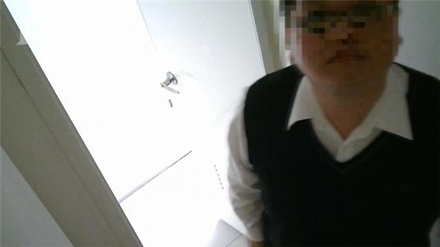 补习班班主任厕所偷拍5年 藏40G硬盘百女性受害