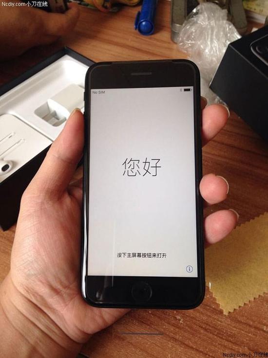正品全新128g 行货苹果iphone7仅5580_网易手机