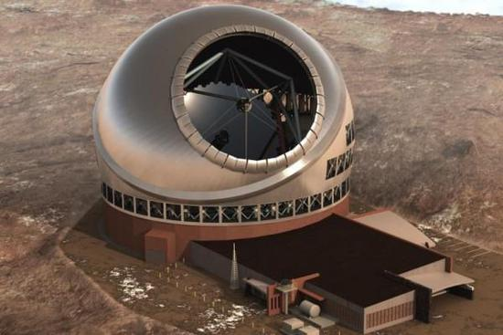 """搬离夏威夷?美""""巨型望远镜""""选新址遇阻"""