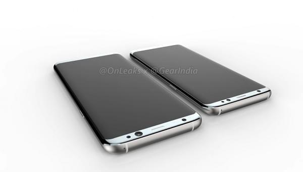 三星 Galaxy S8 / S8 Plus 渲染图曝光: 指纹传感器在哪?的照片 - 5