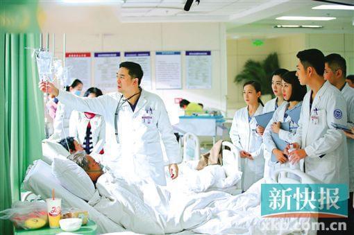 《急诊科医生》收视领先 校准医院社会的关联点