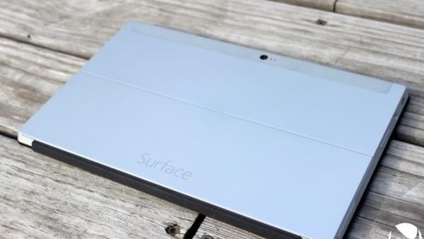 传微软Surface Pro 5将于明年一季度发布的照片