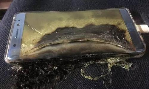 三星Note7爆炸引发全球最大规模手机召回的思考的照片 - 2