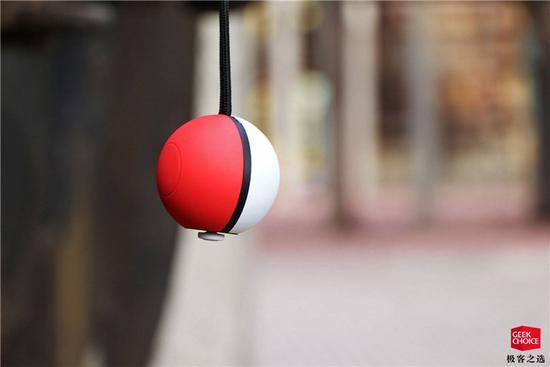 童年最想要的精灵球:终于被任天堂做出来了