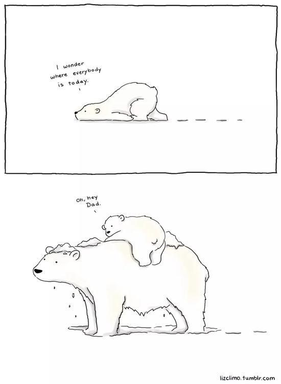 熊宝宝:其他人都去哪了呀。。