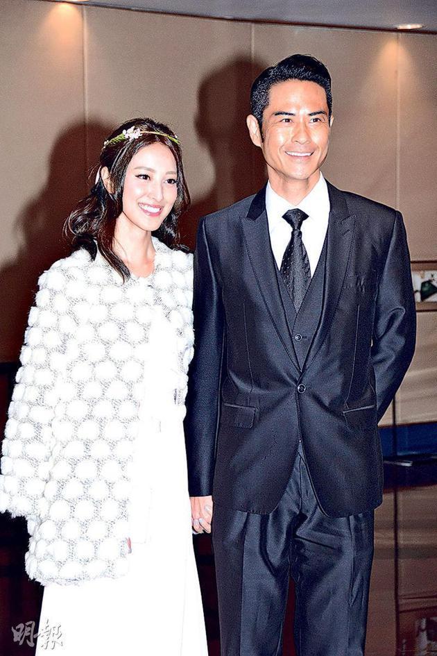 郑嘉颖与陈凯琳8月12日在巴厘岛举行婚礼将会星光熠熠。