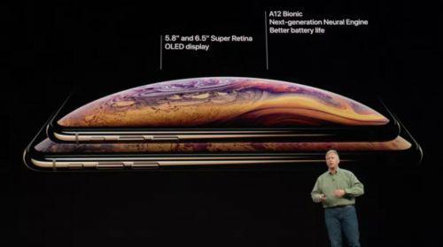 苹果发布新iPhone仅作小幅更新 股价下跌1.2%