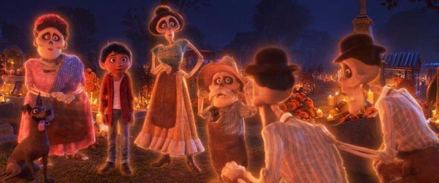 皮克斯最新动画《寻梦环游记(Coco)》将推出VR内容
