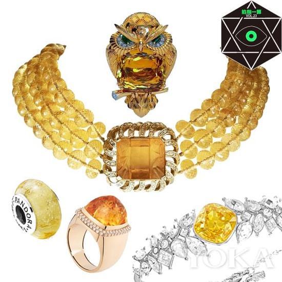 """尊贵还招财,""""便宜""""黄水晶照样倾倒英国王室。"""