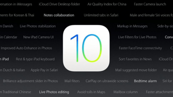 功能更丰富 交互更智能 iOS 10正式版体验的照片 - 2
