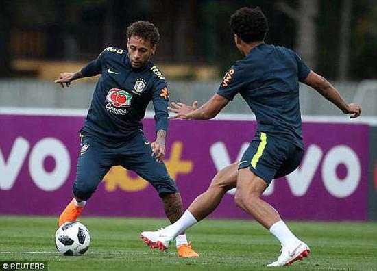 一个月后看是不是正确:AI预测巴西将赢得世界杯