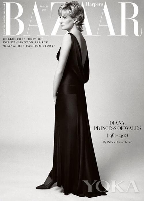 王室风云:大刊联手英王室 推怀念戴妃20周年限量版封面