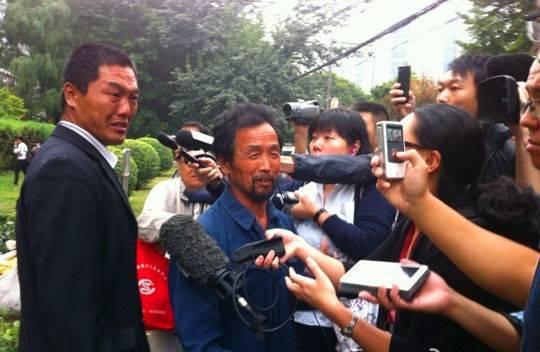 首都机场爆炸案冀中星出狱 仍将就东莞致残案申诉