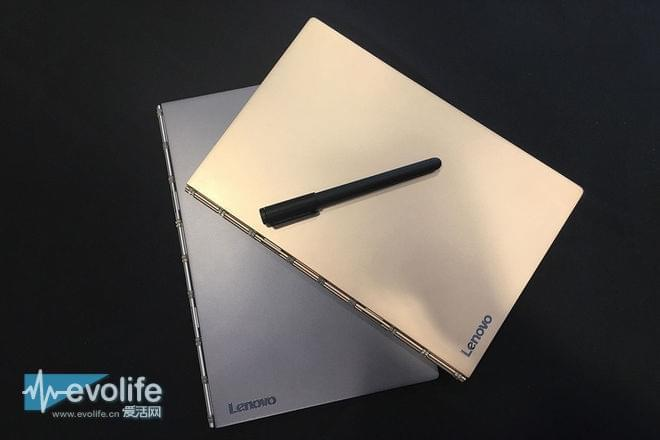 【IFA2016】联想Yoga Book送达了微软Courier没能投递的讯息
