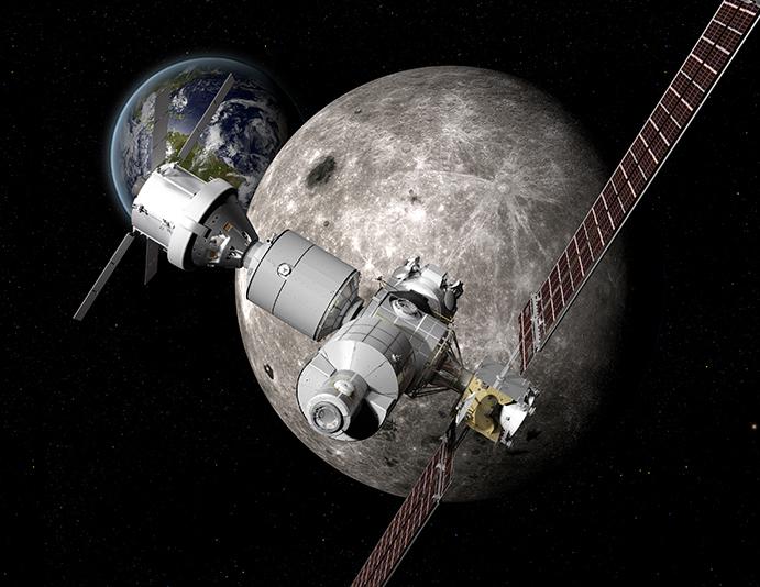 欧空局要求:空客将为月球轨道空间站设计关键模块