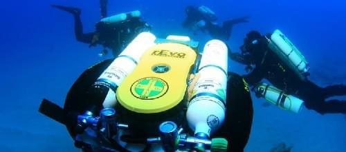 从休闲潜水到技术潜水