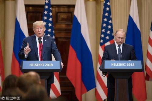 特朗普要求停止通俄门调查 遭两党议员反对