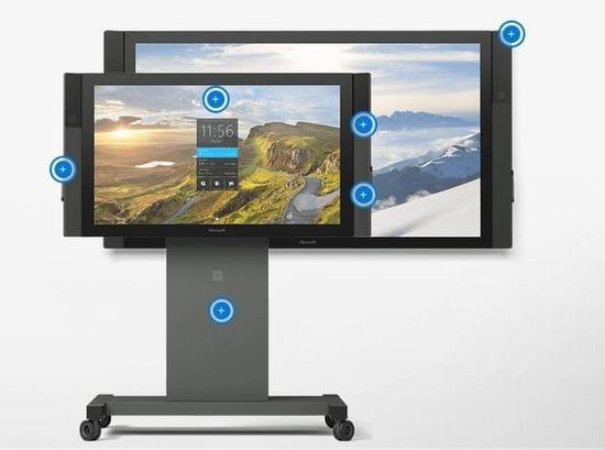 微软将关闭Surface Hub工厂,这部分业务可能外包