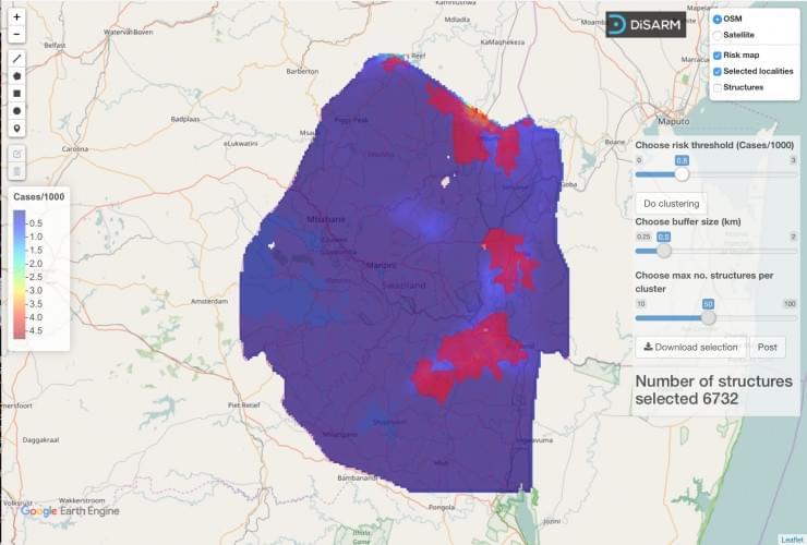 不止能带路,谷歌地图是如何用于消灭疟疾的?