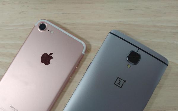 iPhone 7拍照对比一加3的照片 - 26