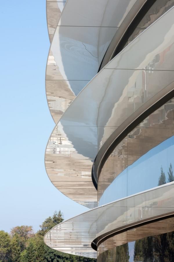 苹果飞船总部4月开业官方命名Apple Park苹果公园的照片 - 2