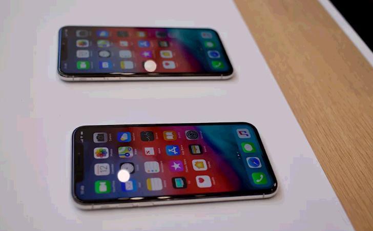 外媒上手iPhone XS系列手机 屏幕大小竟成最大区别