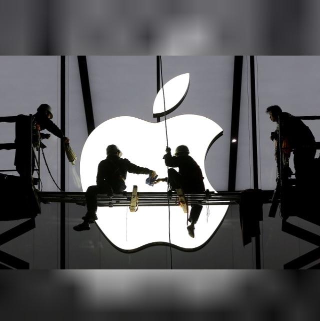 特朗普要苹果回国造. 苹果供应商股价应声普跌