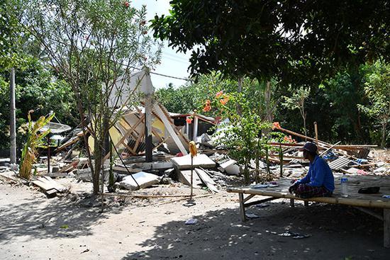 印尼龙目岛地震遇难人数升至436人 35万人背井离乡