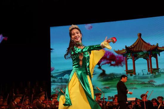 中国这部电视剧在朝鲜火了 朝民众向佟丽娅要签名
