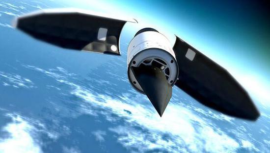 针对中俄高超音速武器?美研发滑翔破坏者拦截器