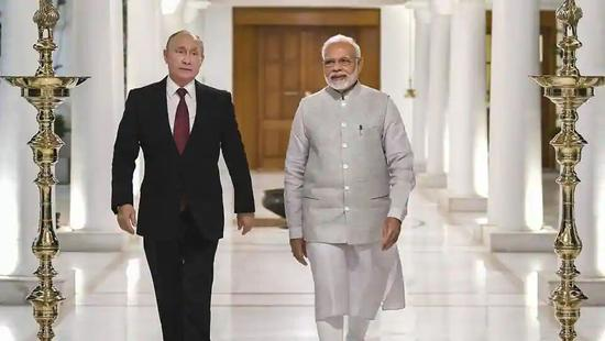 特朗普就俄印軍事協議要制裁印度 俄稱印不會害怕