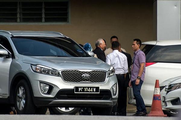 马来西亚前总理现身反腐委员会 8日或面临新指控