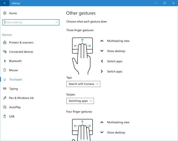 Windows 10 Build 14946发布:触摸板新手势匹敌Mac的照片 - 1