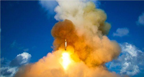 美空军正开发新型洲际导弹 号称可保50年安全