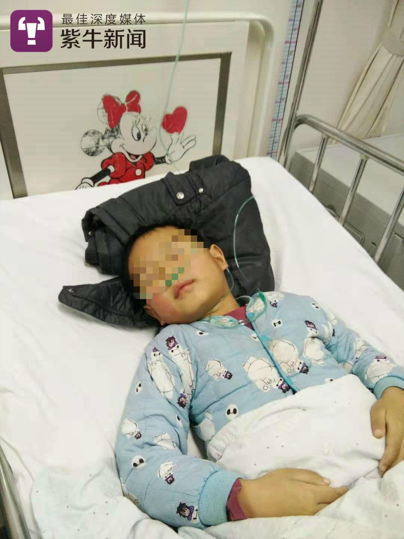 爸爸拒治白血病儿子续:孩子入院治疗 爸爸仍不愿管