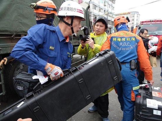 台当局拒绝大陆救援地震 国民党:罔顾人命令人心寒